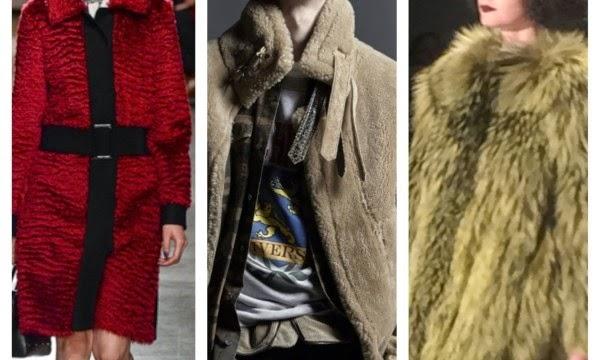 New York Fashion Week Fall 2015-Winter 2016 Ημέρα 6η