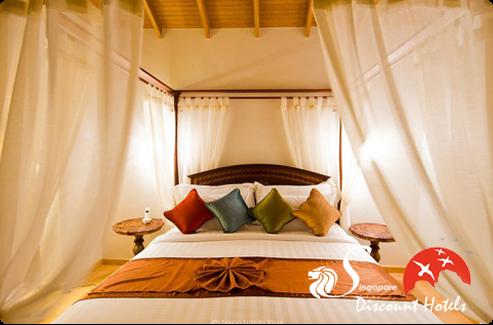 Tango Luxe Beach Villa Bedroom