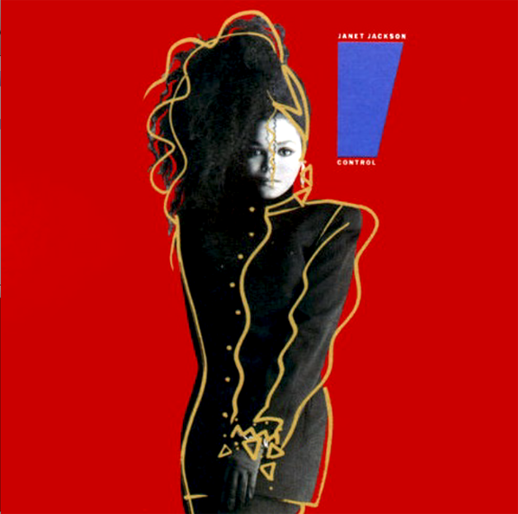 Control Janet Jackson Album Cover Much better cover anyway,