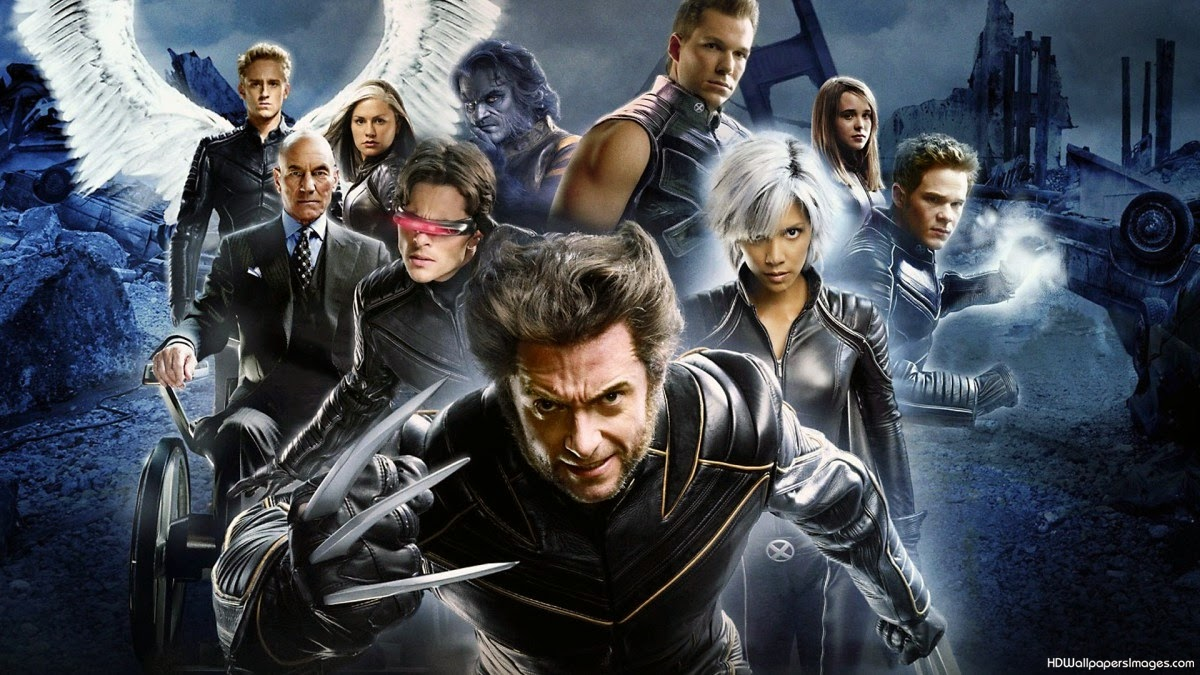 x-man days of future past top poster free wallpapers, background