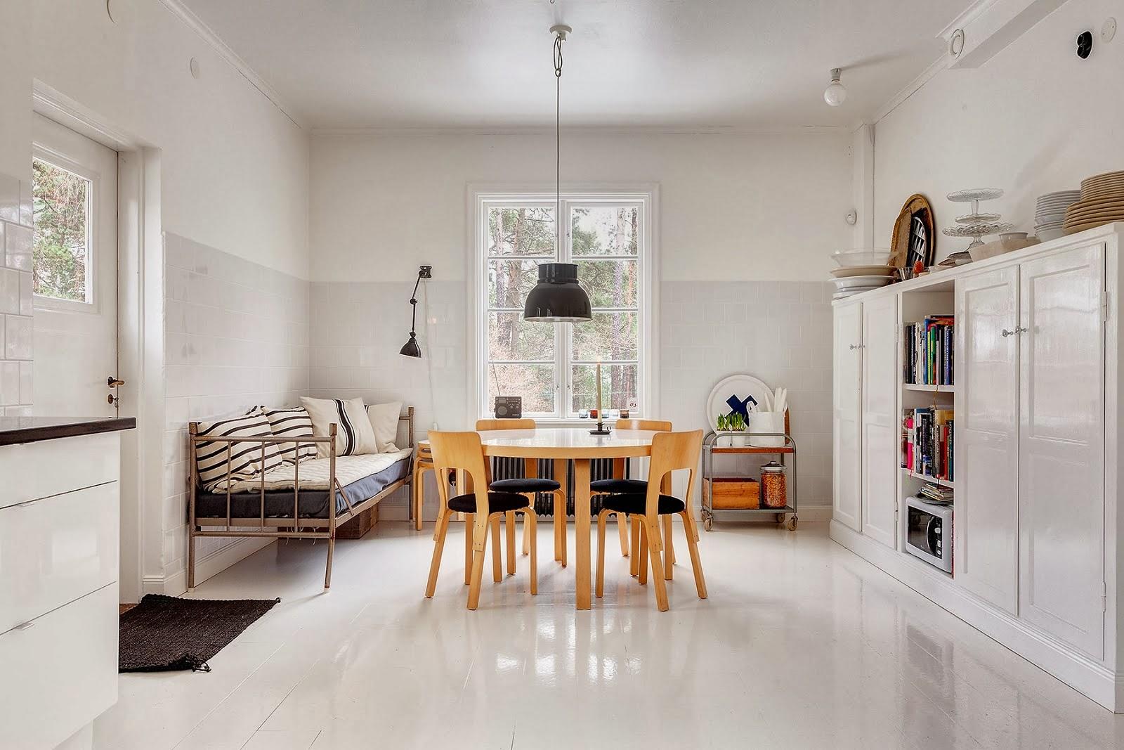 Ilia estudio interiorismo dise o n rdico en esta vivienda for Interiorismo estilo nordico
