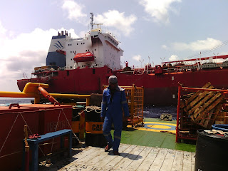 INSTALLATION AND COMMISSIONING TEST @PAN NATUNA FIELDS