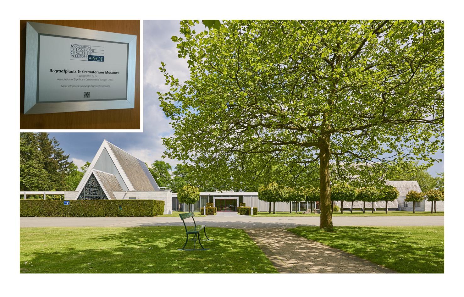 Moscowa Cemetery & Crematorium (Arnhem, Netherlans)