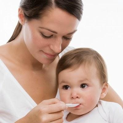 Các loại lá chữa ho cho bé nhà bạn