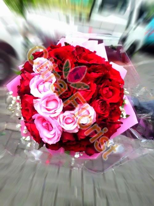 bunga tangan pengantin forhand surabaya