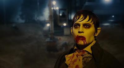 Johnny Depp com sed de sangre