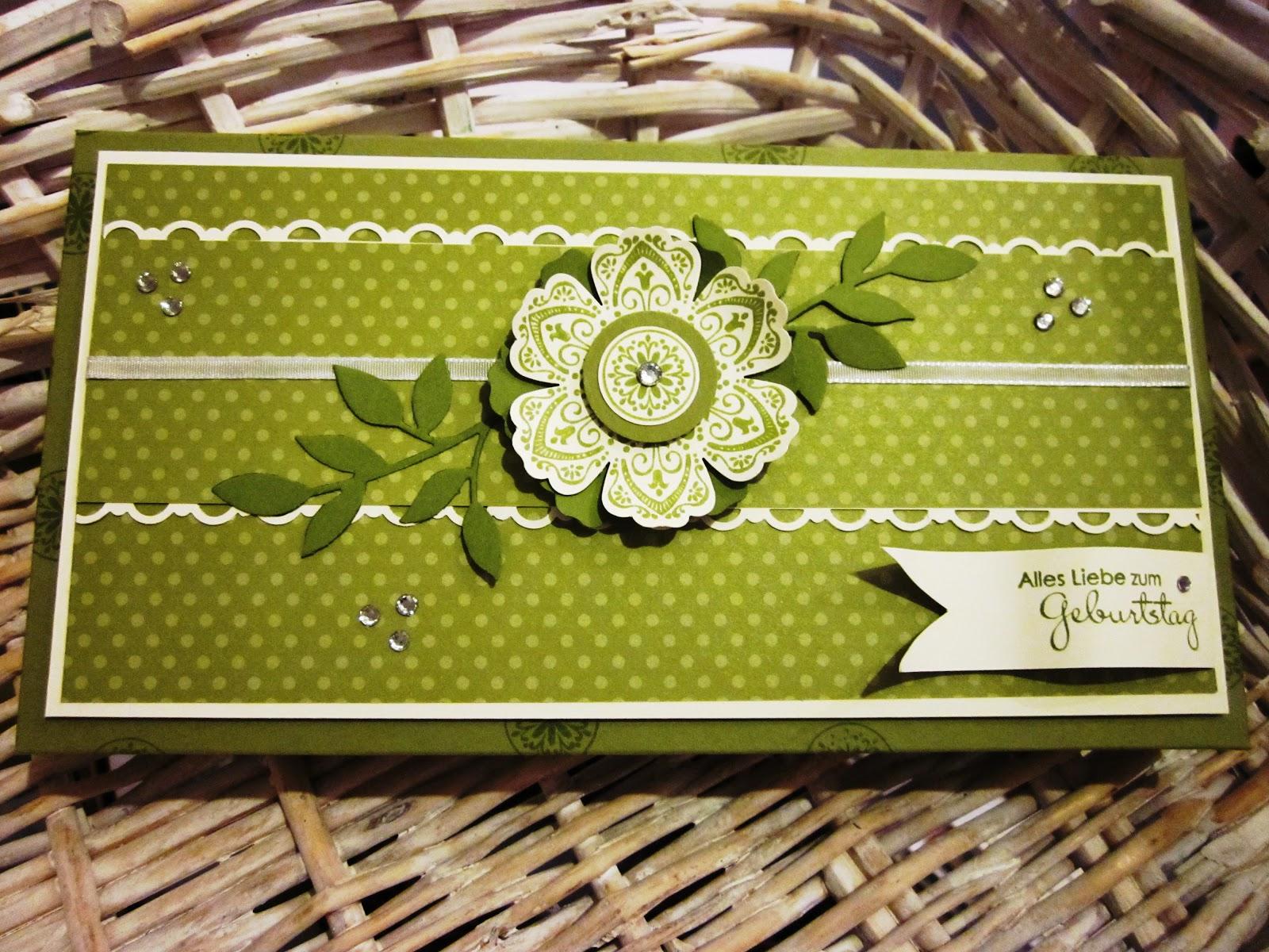 stampin with fanny geschenk gutschein verpackung in limone. Black Bedroom Furniture Sets. Home Design Ideas