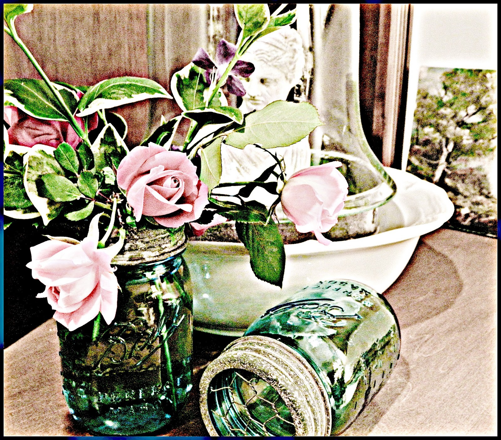 how to clean your canning jars
