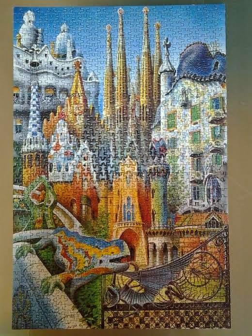 minyatür puzzle