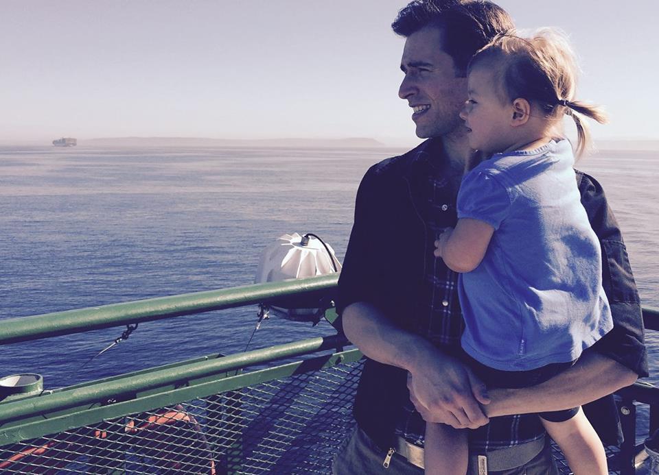 Hannah and Papa J