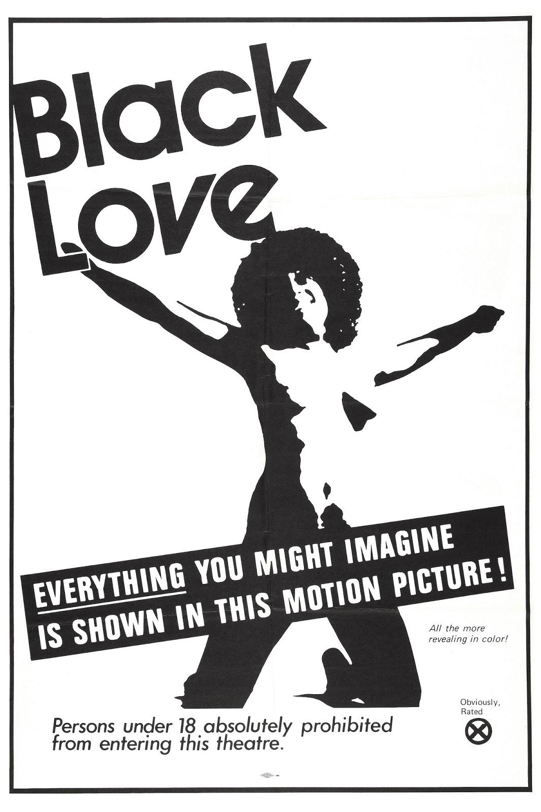 poster Black Love