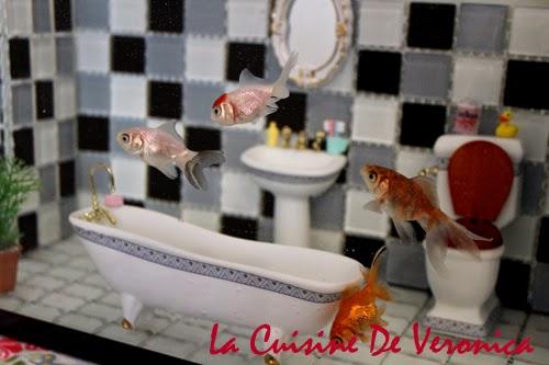 魚缸,Fish Tank,Miniature