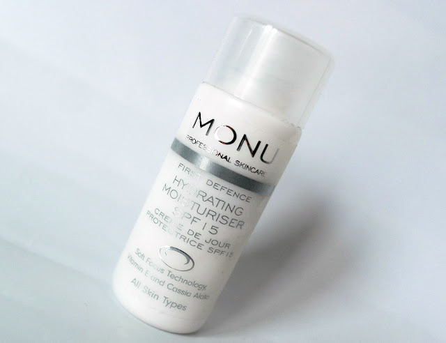 Glossybox June 2013 Review & Contents MONU Hydrating Moisturiser SPF15