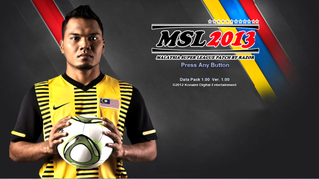 Malaysia PES 2013 by Razor