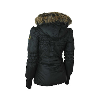 adidas st padded jacket gepolsterte winterjacke mit. Black Bedroom Furniture Sets. Home Design Ideas