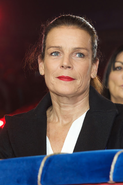 Princess Stephanie of Monaco and Camille Gottlieb