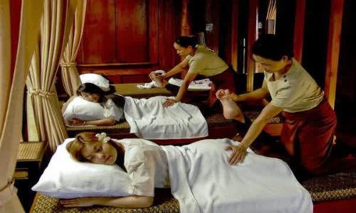 gambar Wisata di Bangkok Thai Massage
