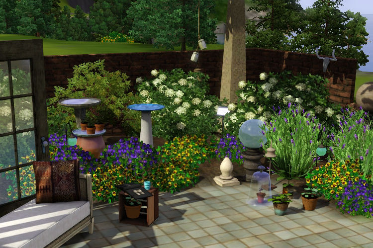 My sims 3 blog all exotic elements items updated for for Indoor gardening sims 4