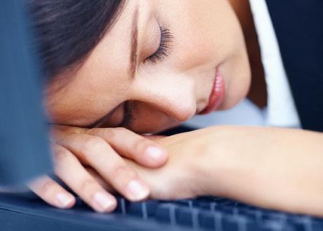 darrig i kroppen stress