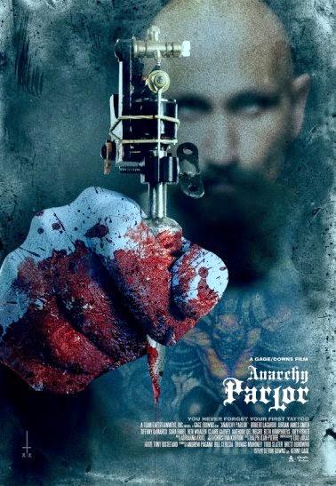 Thợ Xăm - Anarchy Parlor (2015)