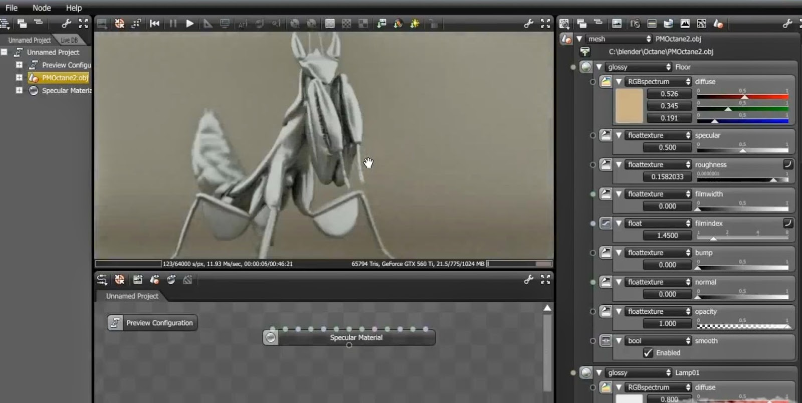 Octane for blender tutorial cg tutorial octane for blender tutorial baditri Image collections