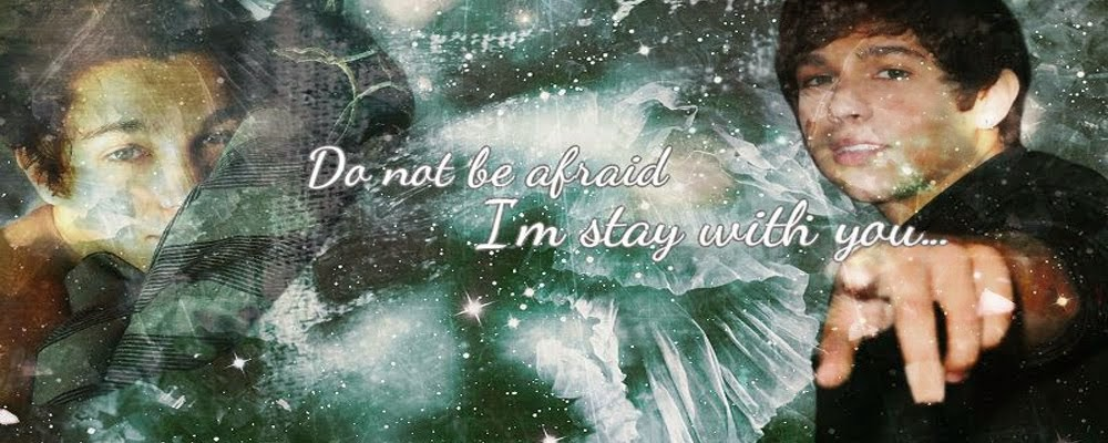 Do not be afraid, i'm stay with you.