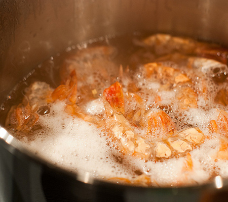 Shrimp Stock Recipes