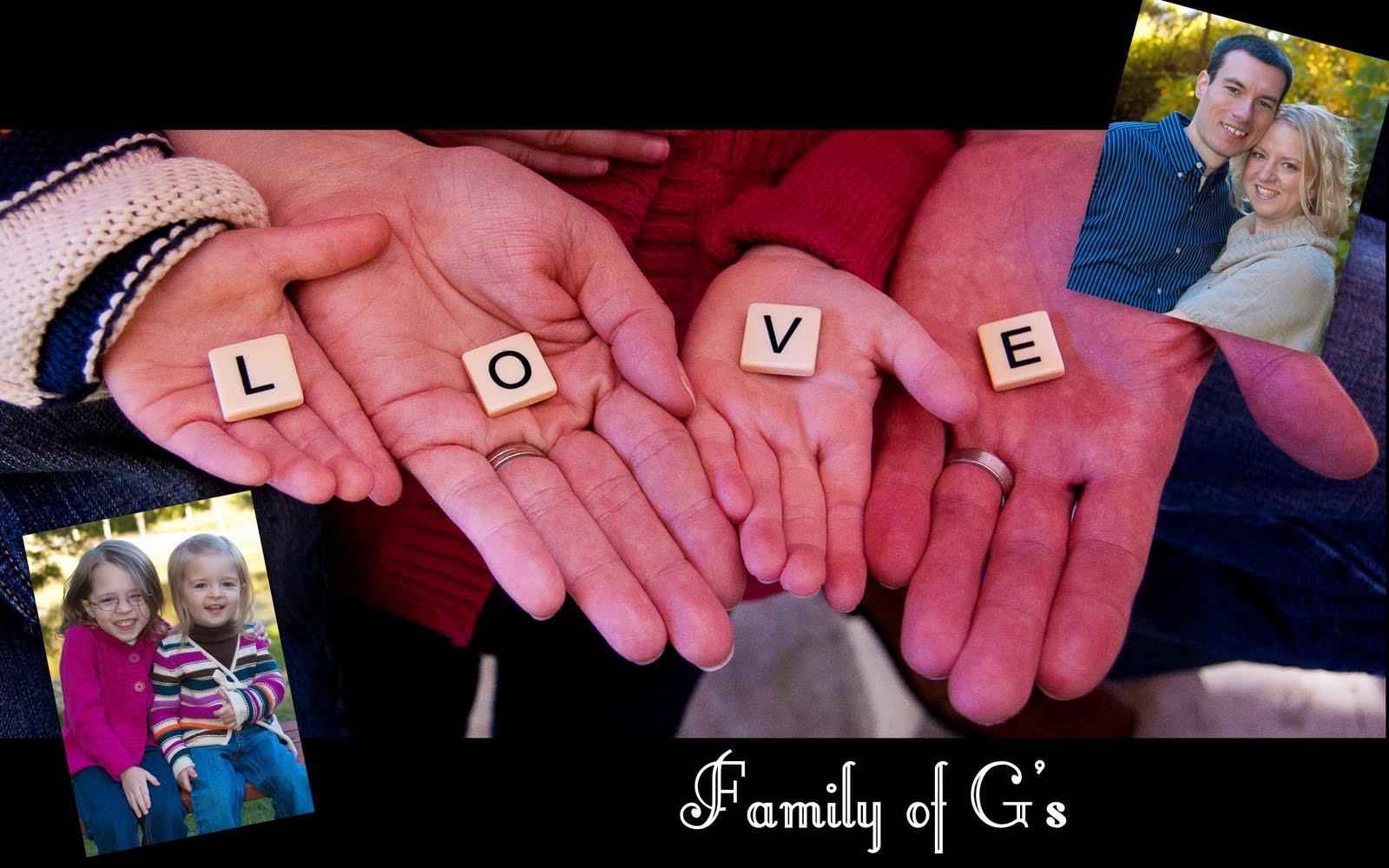 Family of G's