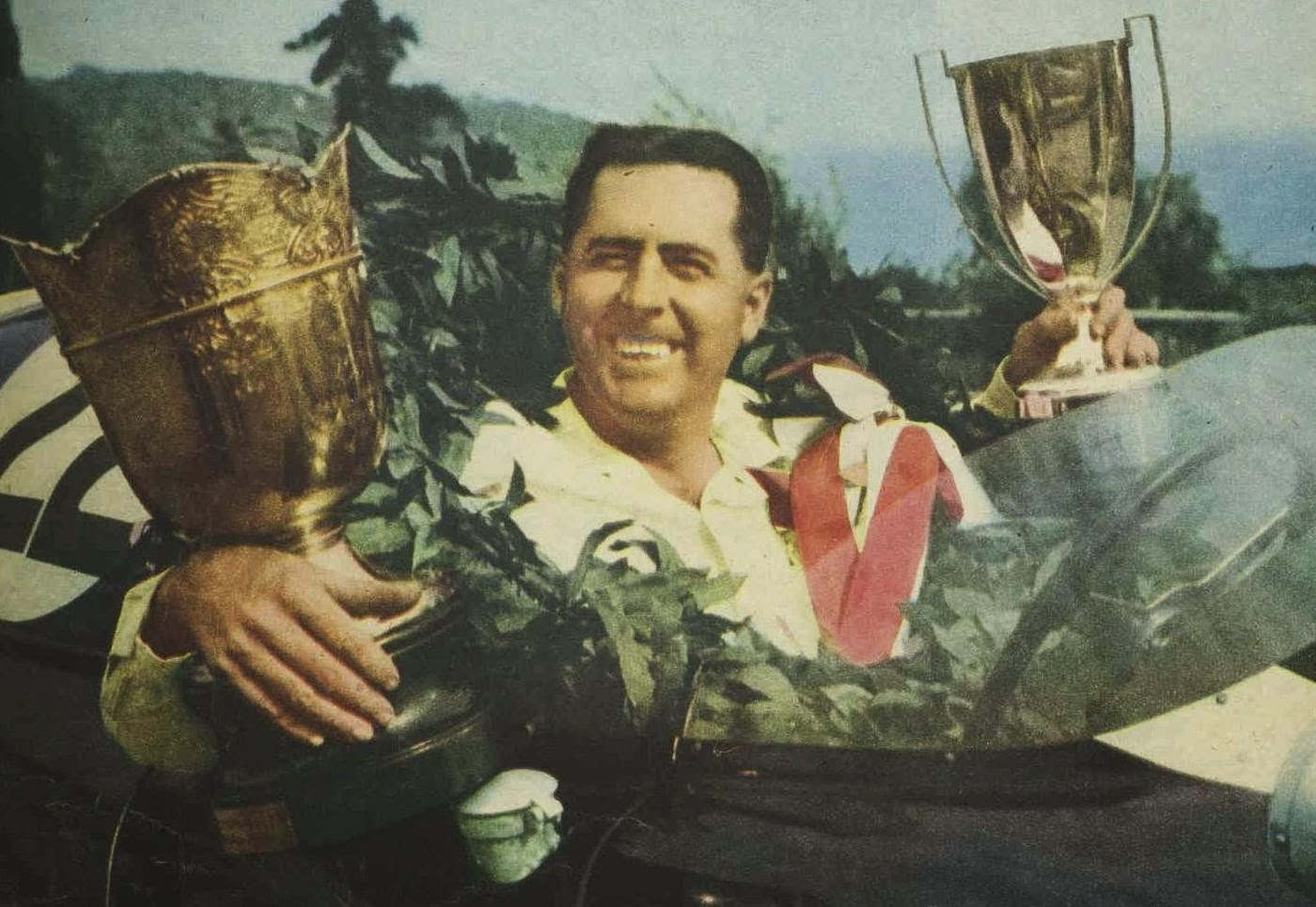 Jack Brabham, world champion, 1959