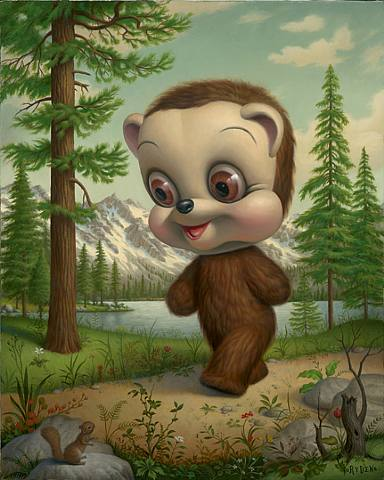 mark ryden bear