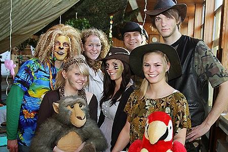Schüler und Lehrer des Berufskollegs bieten wieder ein buntes Programm am Tag der offenen Tür. (Foto: JMG/Diakonie Ruhr)