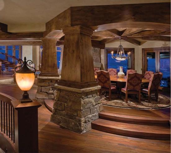 elegant residences favorite dining rooms