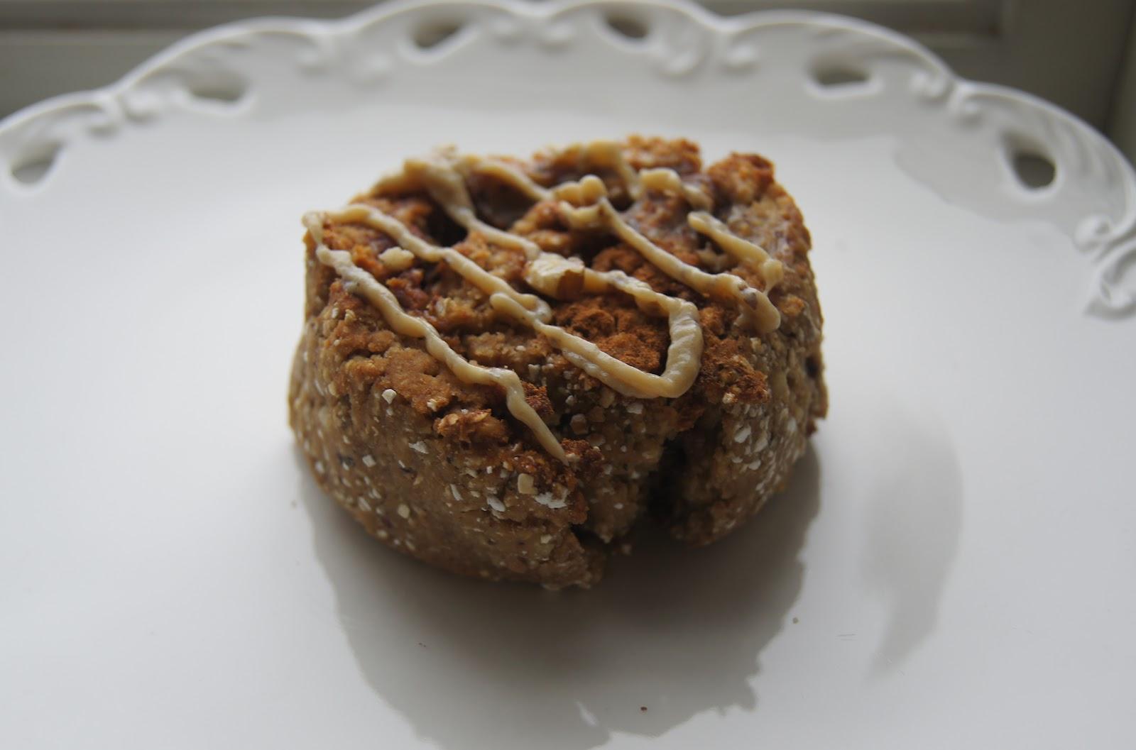 Guilt-Free Raisin & Pecan Cinnamon Buns | Gluten-Free-Vegan-Girl