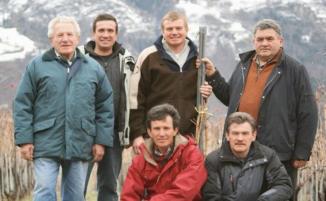 Grosjean Valle d'Aosta DOC