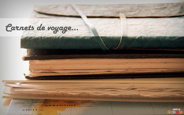 Carnets de voyage...