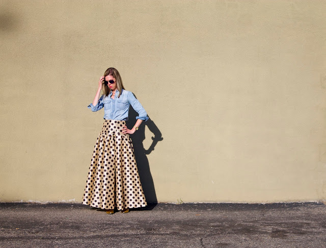 Polka Dots, Shabby Apple, Fashion, Style, Grand Rapids
