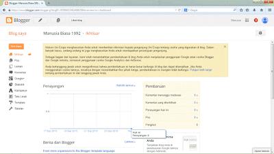 cara membuat blog menarik terbaru gratis dan mudah di blogger