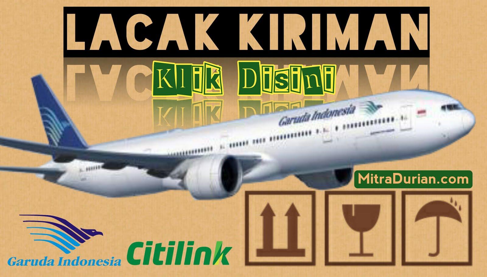 Lacak Kiriman