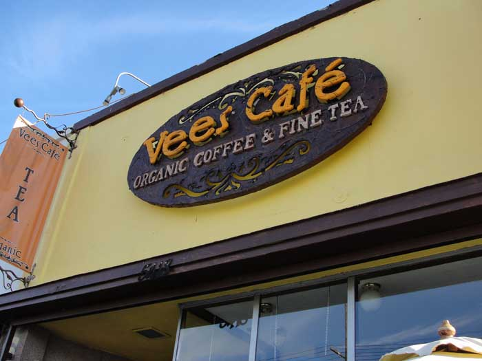Vees Cafe West Adams