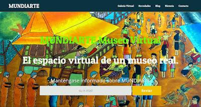 Museo Virtual de MUNDIARTE
