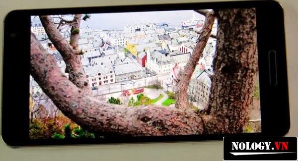 Màn hình LG Optimus GK với độ phân giải cao