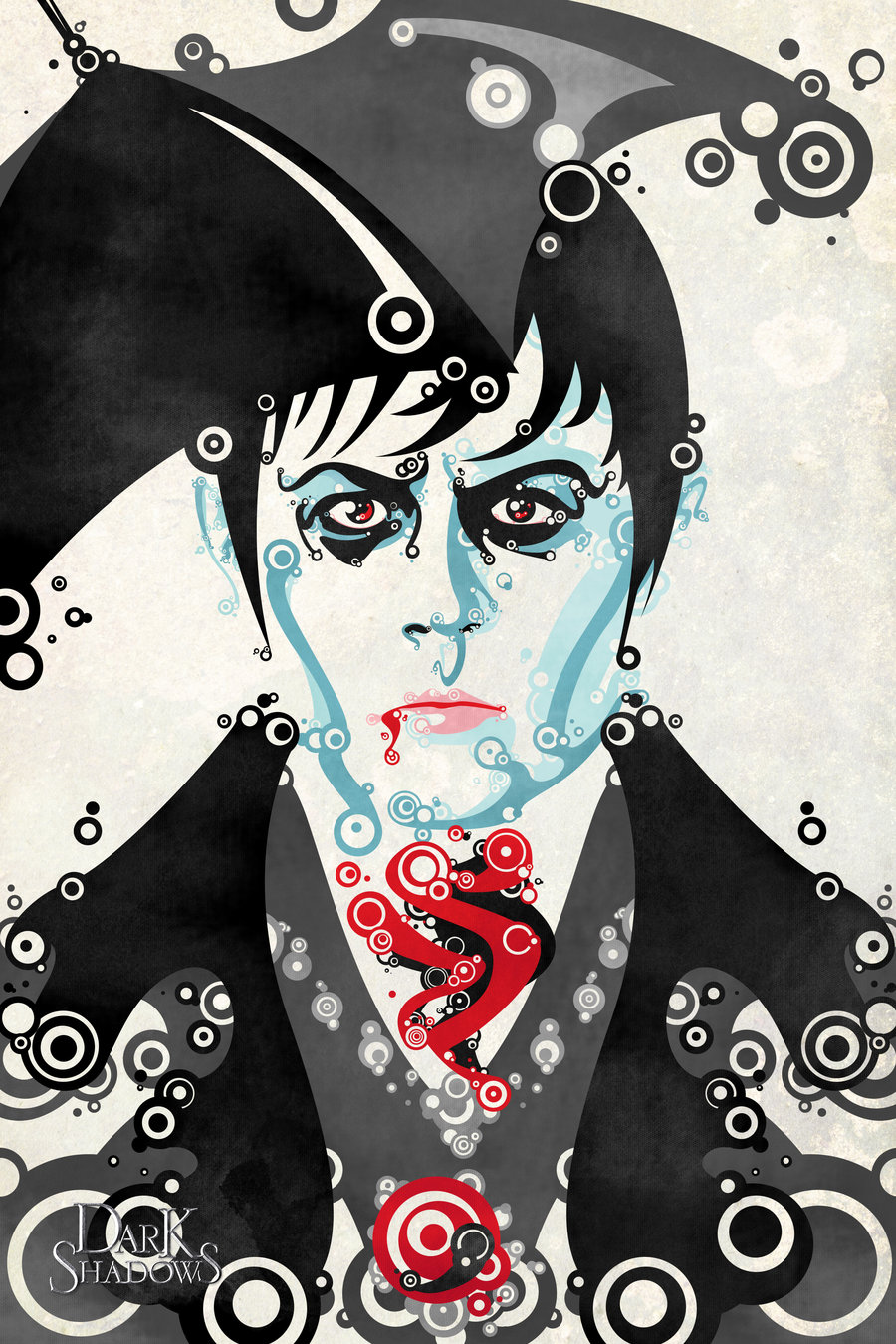 Dark Shadows: Barnabas Collins por LegacyArtist