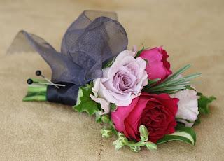 Splendid Stems Event Florals - Mother's Corsage