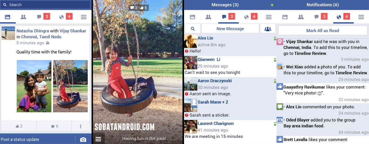 Cara Cepat Akses Facebook di Jaringan EDGE & 2G
