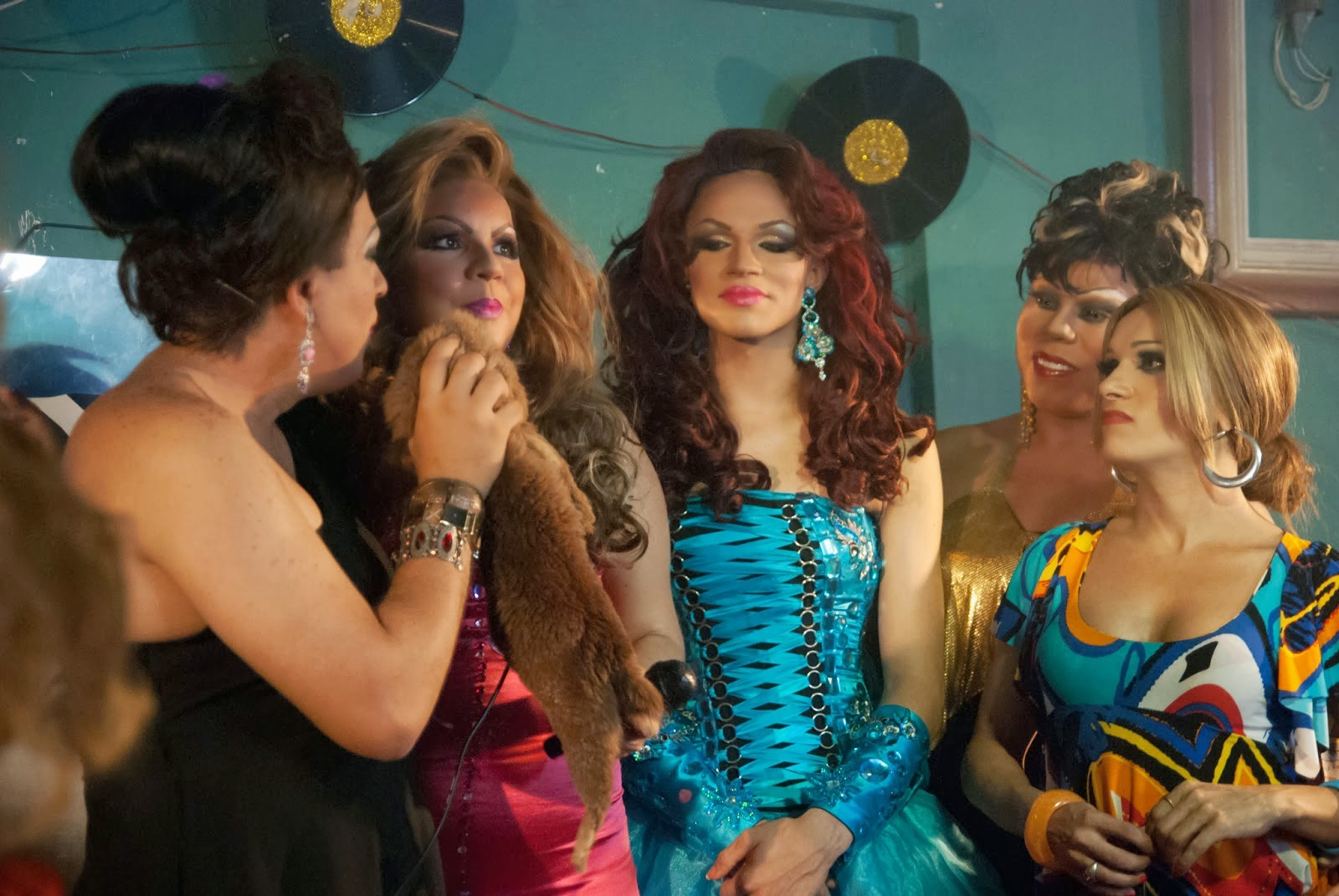 Jessy Documentario drag queen