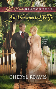 AN UNEXPECTED WIFE from Harlequin Love Inspired Historicals