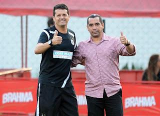 Zinho e Claudinei Oliveira