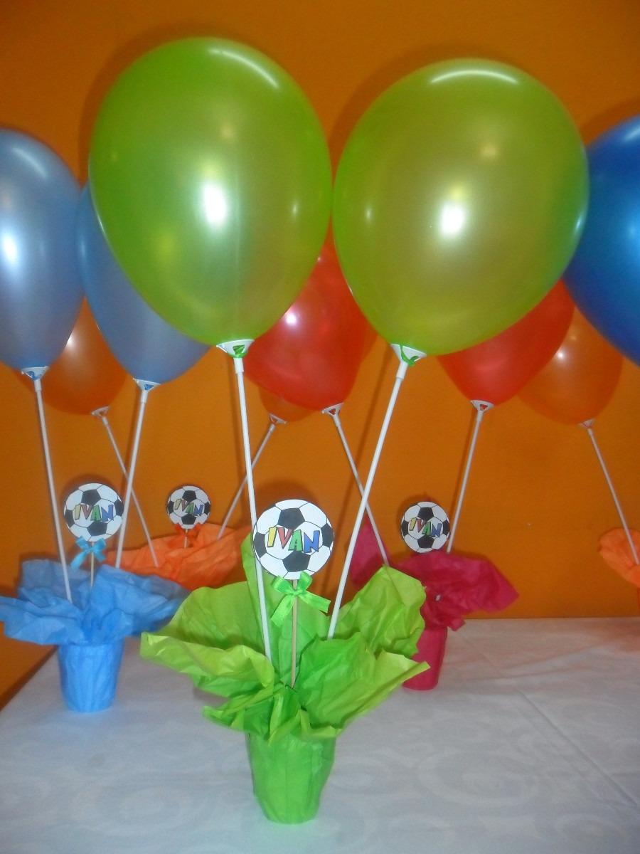Decoraciones con globos las cositas de mari - Decoracion con globos ...