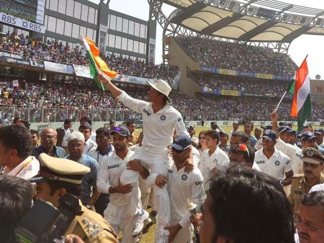Sachin Carrier Last Match