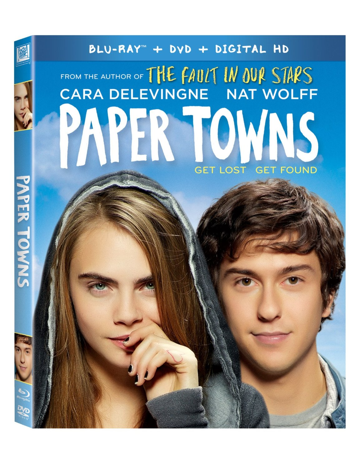 paper towns review and giveaway